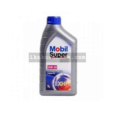 MOBIL XHP MOTOR OIL 1 LITRE