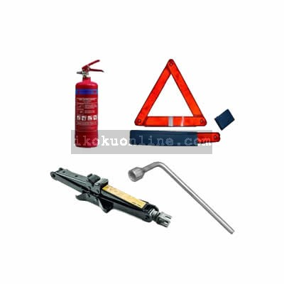 Safety Combo Full Pack