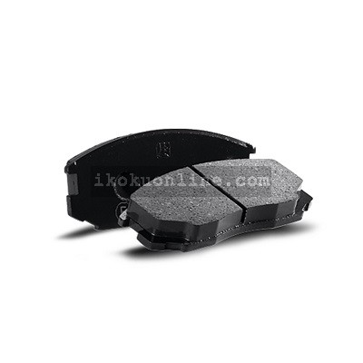 ASIMCO TOYOTA/LEXUS GX470 REAR BRAKE PAD