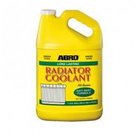 ABRO RADIATOR COOLANT (GREEN)