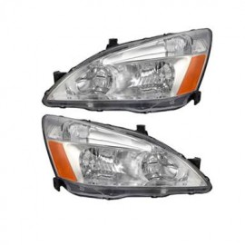 Headlamp Accord 2003-2005