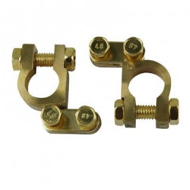 SET OF BATTERY TERMINALS (LUKAS)