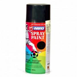 ABRO SPRAY PAINT (BLACK)