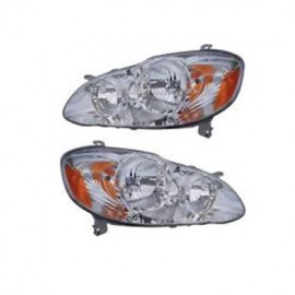 Headlamp Corolla 1.8  2005 (European)
