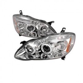 Headlamp Corolla 2008-2009 (South africa)