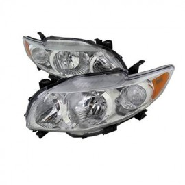 Headlamp Corolla 2010