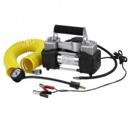 DOUBLE CYLINDER AIR COMPRESSOR (150 psi)