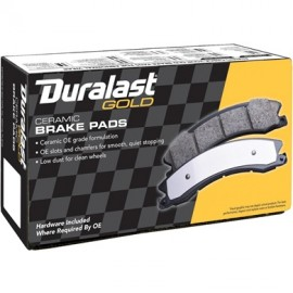 DURALAST BRAKE PADS D1342
