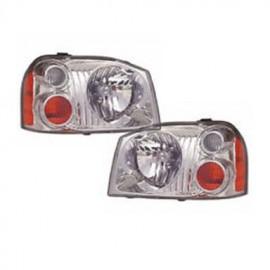 Headlamp Frontier 2003-2004
