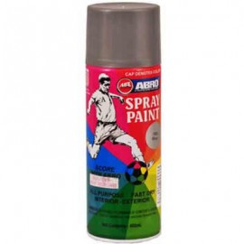 ABRO SPRAY PAINT (GRAY)