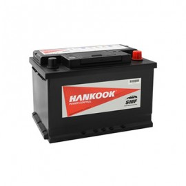 75 AH HANKOOK BATTERY