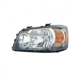 Headlamp Highlander 2004-2006