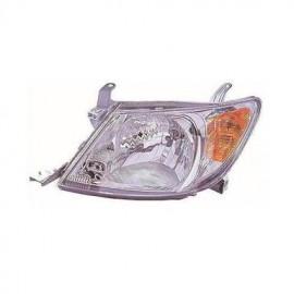 Headlamp Hilux 2009
