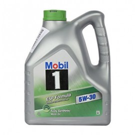 MOBIL ONE 5W-30 MOTOR OIL 4 LITRES