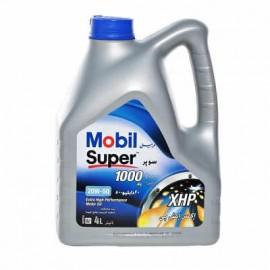 MOBIL XHP MOTOR OIL 4 LITRES