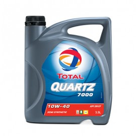 TOTAL QUARTZ 7000 MOTOR OIL 4 LITRES