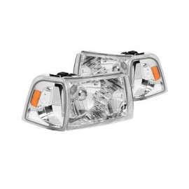 Headlamp Ford Ranger 2010