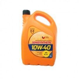 Semi-Synthetic 10W-40 Engine Oil