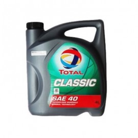 TOTAL CLASSIC SAE 40