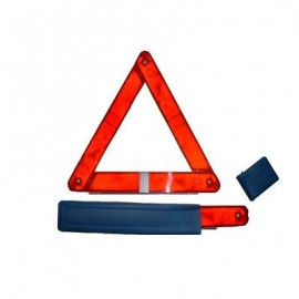 WARNING TRIANGLE (BLUE)